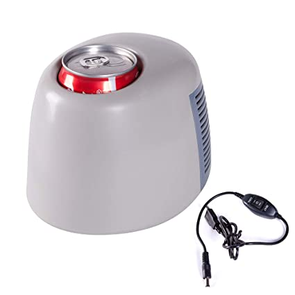 Amazon.es: LJJBOX USB Nevera Portatil Coche, Mini Refrigerador ...