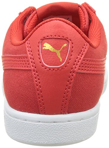 03 Vikky Basses high Rouge Femme Red Spice Risk Puma Red high Sneakers apxwtPdPq