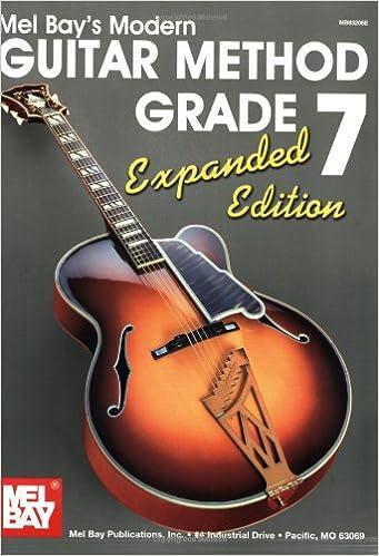 mel bay modern guitar method grade 1 book pdf