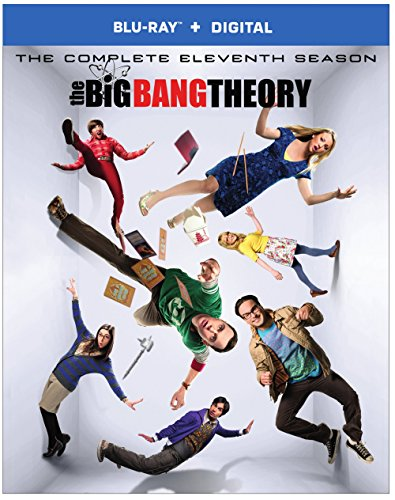 DVD : The Big Bang Theory: The Complete Eleventh Season (BD) [Blu-ray]