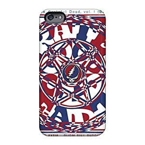 Durable Hard Cell-phone Case For Iphone 6 With Custom Vivid Grateful Dead Pictures VIVIENRowland