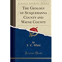 The Geology of Susquehanna County and Wayne County (Classic Reprint)
