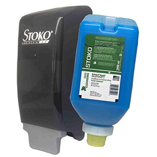 - Solopol Liquid [Blue Force] 2L (33540) + Dispenser (PN55980806)