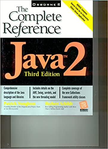 Java2 The Complete Reference Fifth Edition Ebook
