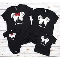 Disney Castle Shirt, Princess Castle, Prince Castle, 2020 Disney Personalized Custom Family Shirt, Mickey and Minnie Shirt, 2020 Disney Trip