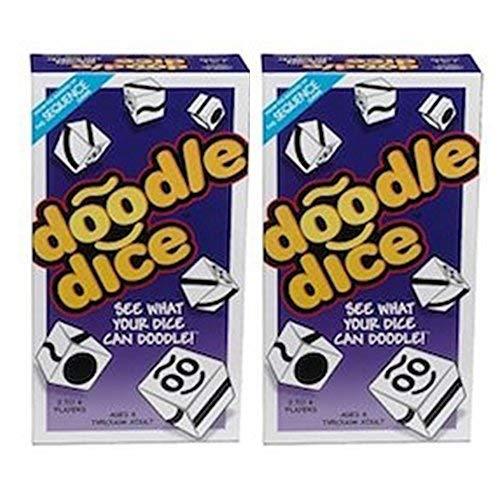 Jax Doodle Dice 2 PACK