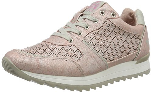 Basses Rose 555 555 Mustang Rose 1241 Femme Sneakers 301 YvxPw4I