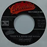 There's A Moon Out Again b/w Morse Code Of Love 45rpm