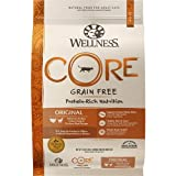 Wellness CORE Natural Grain Free Dry Cat Food,...
