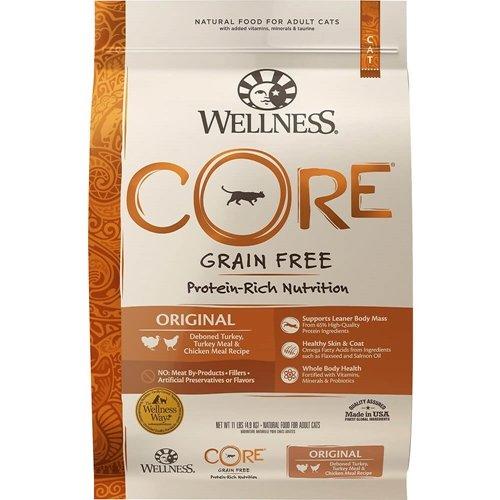 Wellness Core Dry Cat Food Ingredients