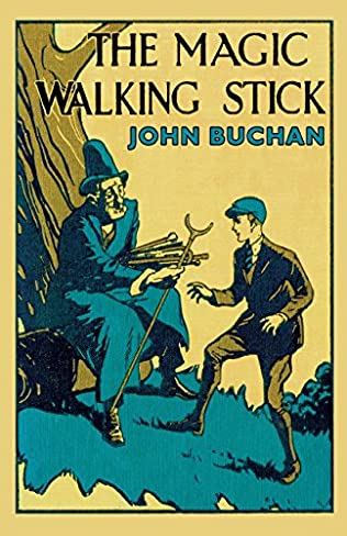book cover of The Magic Walking Stick