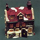 "Department 56 ""Dedlock Arms"" Collectors Edition Retired Ornament"