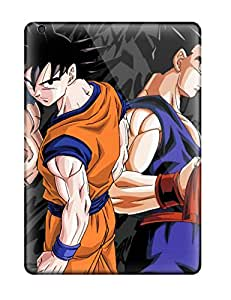 Hot Fashion CsSmoTk12061oqhRx Design Case Cover For Ipad Air Protective Case (goku And Gohan )