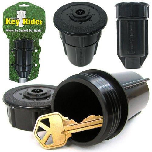 Discrete Sprinkler Head - Hide a Key - SKU-PAS405072