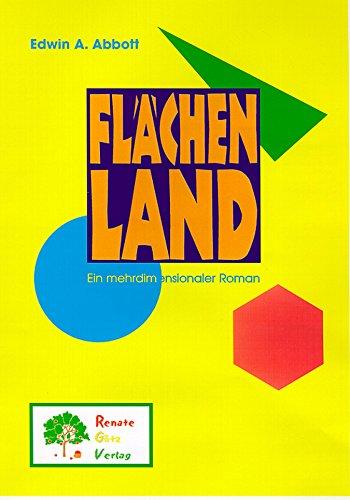 Flächenland: Ein mehrdimensionaler Roman (German Edition)