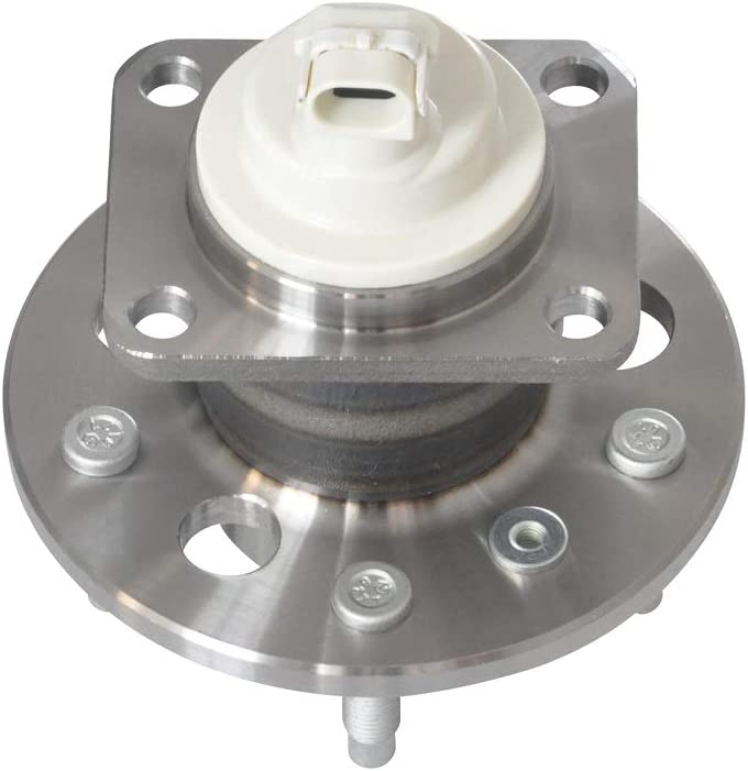 DRIVESTAR 512357x2 Pair:2 New Rear Left /& Right Wheel Hub /& Bearings for Buick Chevy Pontiac w//ABS