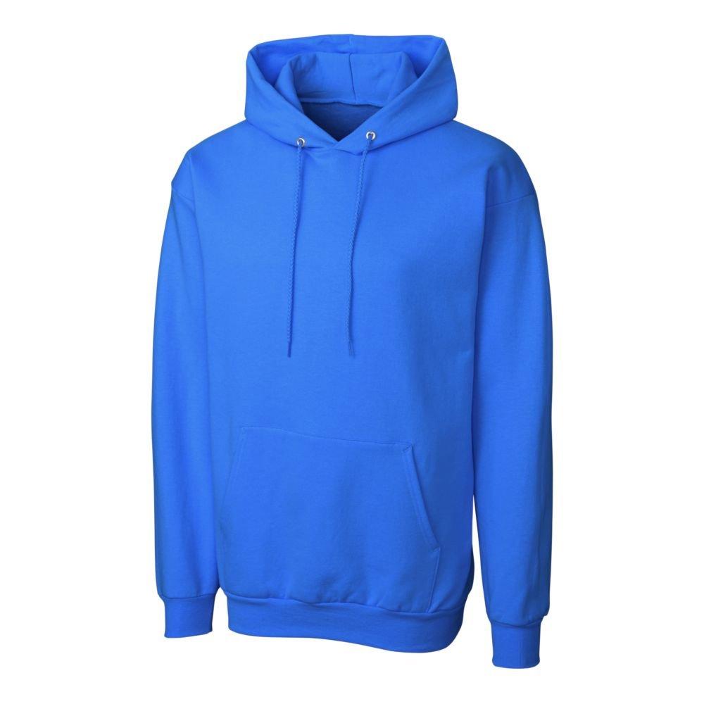 Clique MRK02002 Mens Basics Fleece P//O Hoodie Blue Lake XXXL