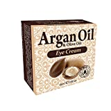 Eye Cream Pure Argan Oil 100% with Organic Olive Oil 0,50oz