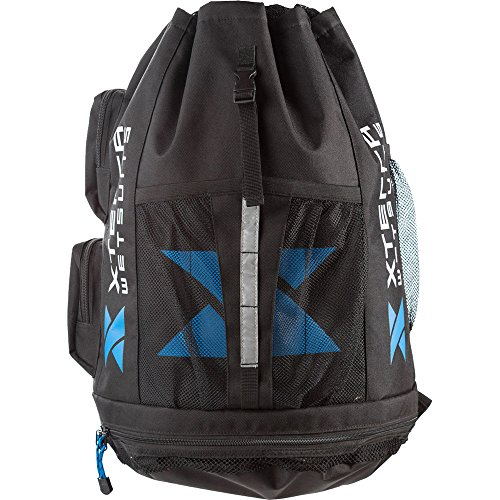 Xterra Wetsuits - Tripack Transition Bag - Versatile Backpack w/Waterproof Compartment for Gym, Workout, Sports
