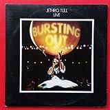 JETHRO TULL Live Bursting Out Dbl LP Vinyl VG+ Cover VG+ GF Sleeve 1978 CH2 1201