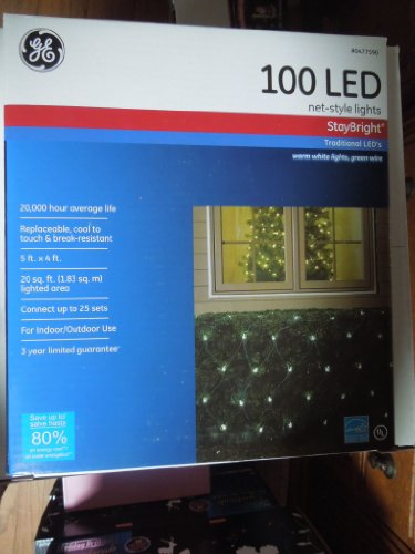 Home Accents 100 Led C9 Lights