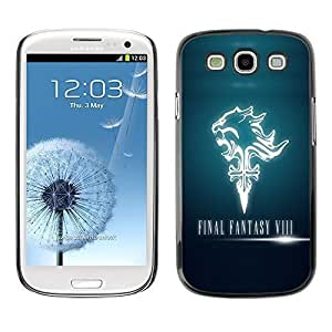 GagaDesign Phone Accessories: Hard Case Cover for Samsung Galaxy S4 - Fantasy Game
