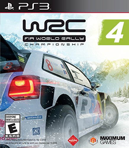 WRC 4: FIA World Rally Championship - PlayStation 3 (Wrc Race)