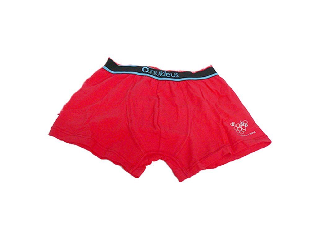 Nukleus Kids Boys' Underwear Boxers Organic Cotton Anti-Allergic Top Comfort Plain NUK002KB