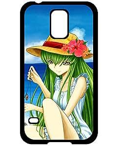 4810834ZC431158352S5 Samsung Galaxy S5 Case, Code Geass Series Hard Plastic Case for Samsung Galaxy S5