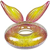 Poolmaster 48-Inch Swimming Pool Float Party Tube, Glitter Pixie