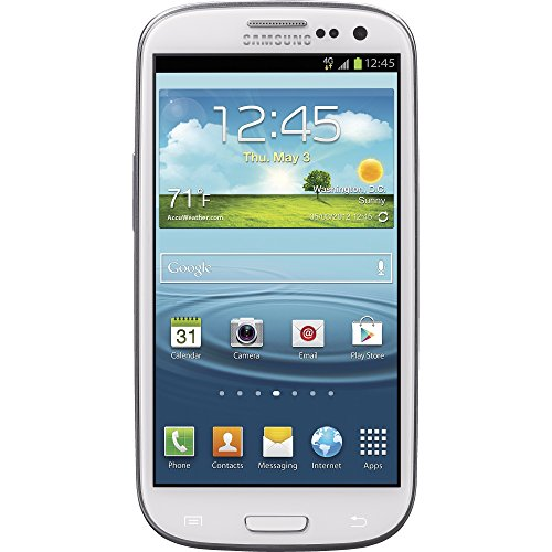 Tracfone Wireless NET10 Galaxy S3 No Contract Phone - Ret...