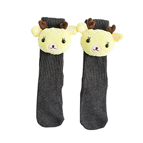 SMALLE ◕‿◕ Clearance,1 Pairs Baby Boys Girls Knitting Cotton Warm Infant Children Kids Animal Socks