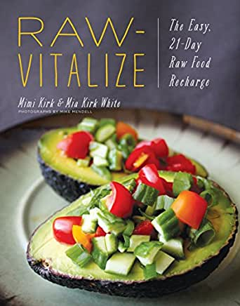 Raw vitalize the easy 21 day raw food recharge kindle edition by food wine forumfinder Images