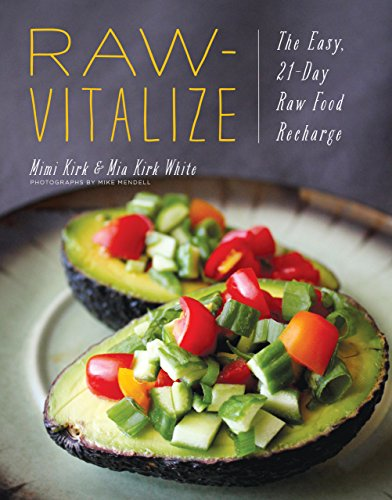 (Raw-Vitalize: The Easy, 21-Day Raw Food Recharge)
