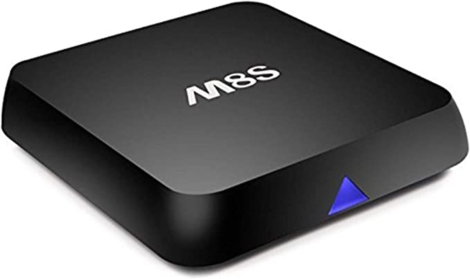 Klicop M8S Amlogic S812 Android 4.4.2 Quad Core Smart TV Box 2G / 8G XBMC Streaming Media Player Blurtooth 4.0 WiFi Full HD TV Box Caja de TV: Amazon.es: Electrónica