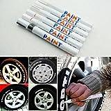 Best Tyre Brands - Universal Waterproof Permanent Paint Marker Pen Car Tyre Review