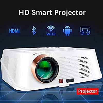 siberiantiger WiFi Proyector Bluetooth,Proyector Native HDMI ...