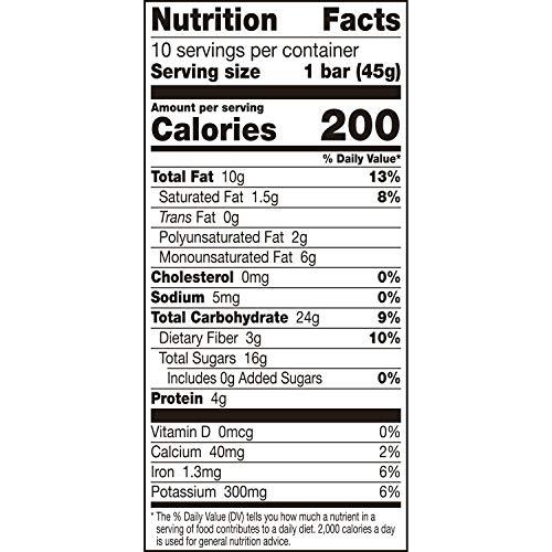 Larabar Gluten Free Bar, Lemon, Dairy Free, 10 ct, 16 oz