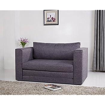 Prime Amazon Com Gold Sparrow Albany Convertible Loveseat Sleeper Machost Co Dining Chair Design Ideas Machostcouk