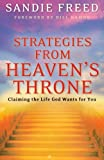 img - for Strategies from Heaven's Throne: Claiming the Life God Wants for You book / textbook / text book