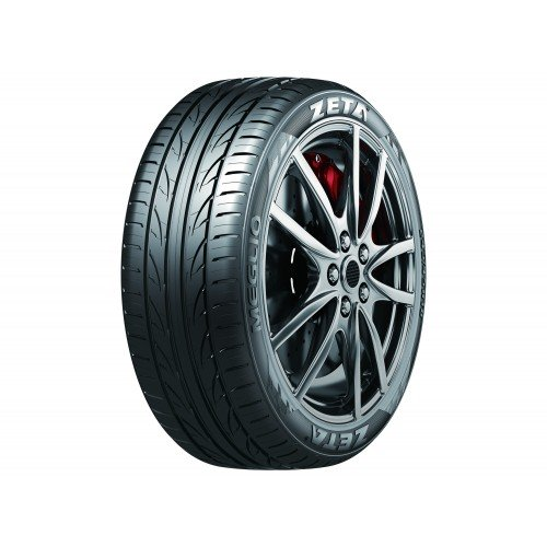 Zeta Meglio Performance Radial Tire - 225/35R20 93W