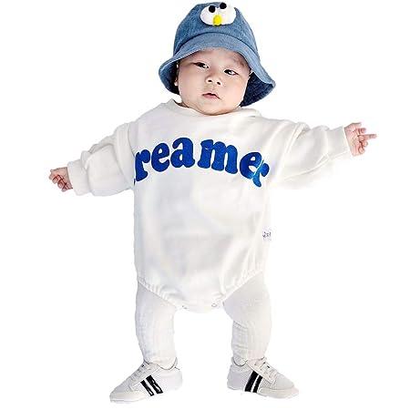 FHYER Ropa de bebé niños y niñas Pedos de Desgaste para ...