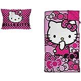 Sanrio Hello Kitty Sleepover Set with Pillow (2 Piece)