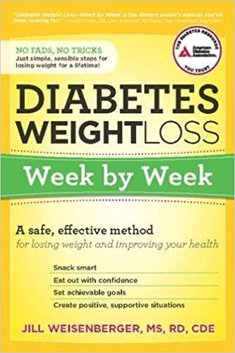 Diabetes Weight Loss: Week by Week: A Safe, Effective Method for