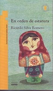 En Orden de Estatura/ In the Order of Hight (Spanish Edition)