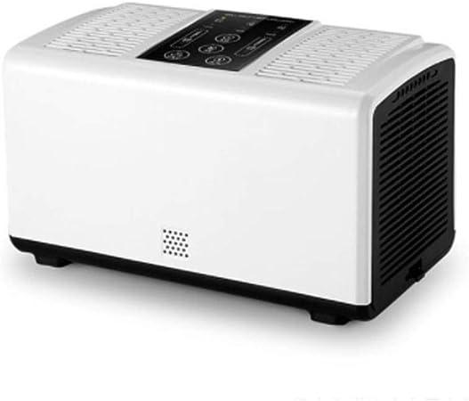 Purificadores de aire Oficina doméstico además de formaldehído PM2.5 Purificación de Aire de Escritorio con Sabor a Humo de Segunda Mano Rollsnownow (Color : White): Amazon.es: Hogar