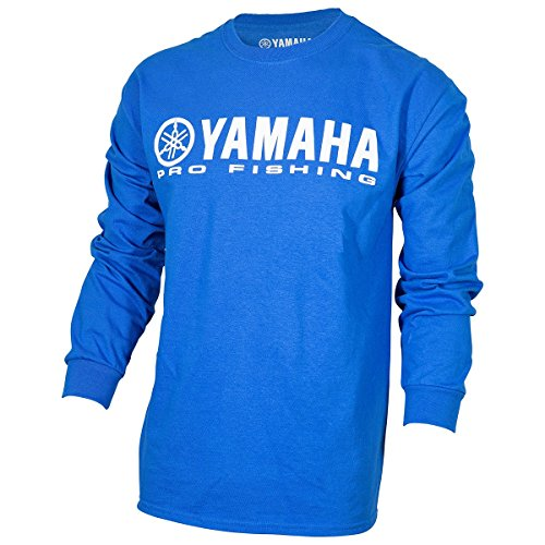 Yamaha Fishing Cotton Sleeve T Shirt
