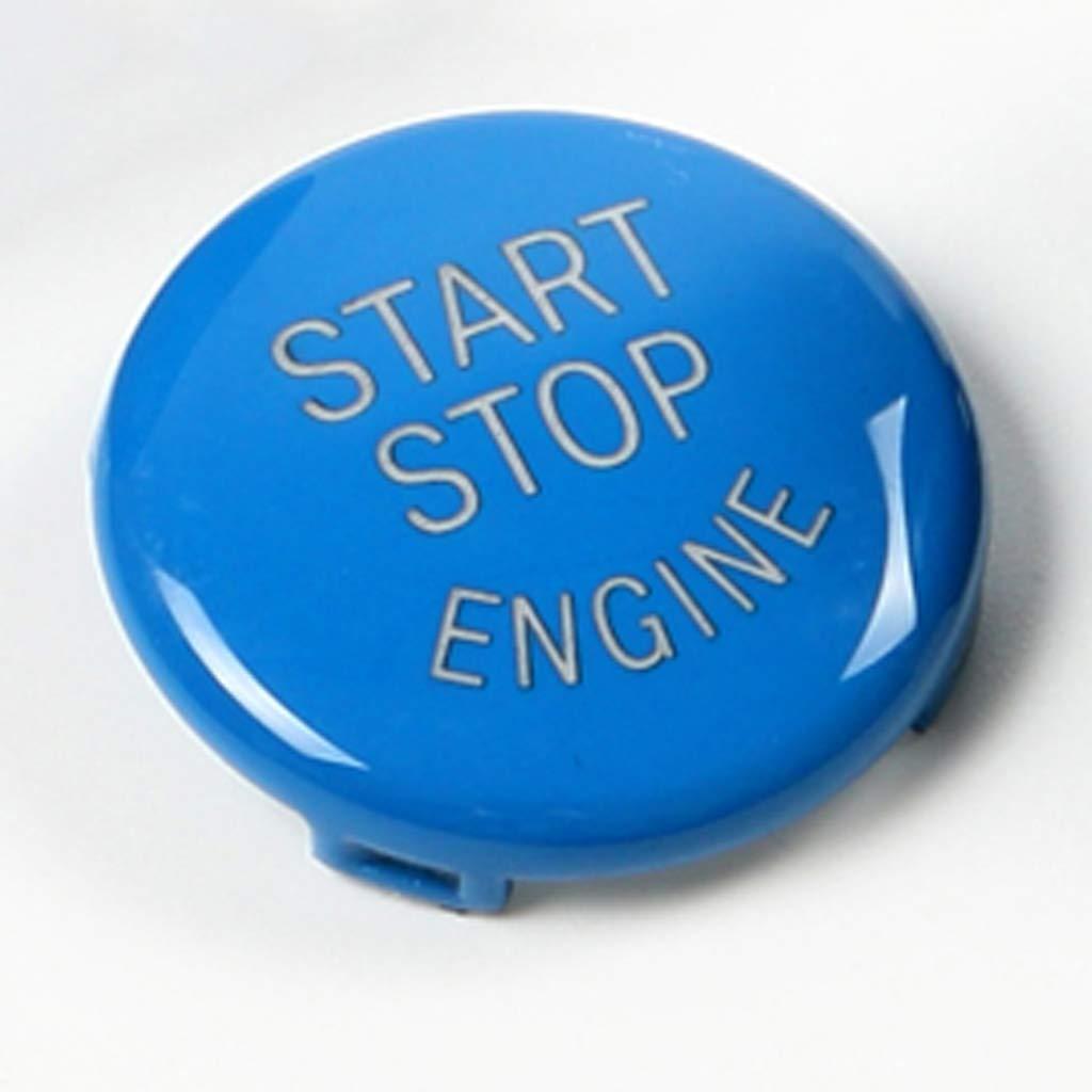 KESOTO Premium Qualit/ät ABS Auto-Motor-Start-Stop-Schalter Taste ersetzen Abdeckung f/ür BMW E90 E91 E92 E93 E60 E71 E72 usw
