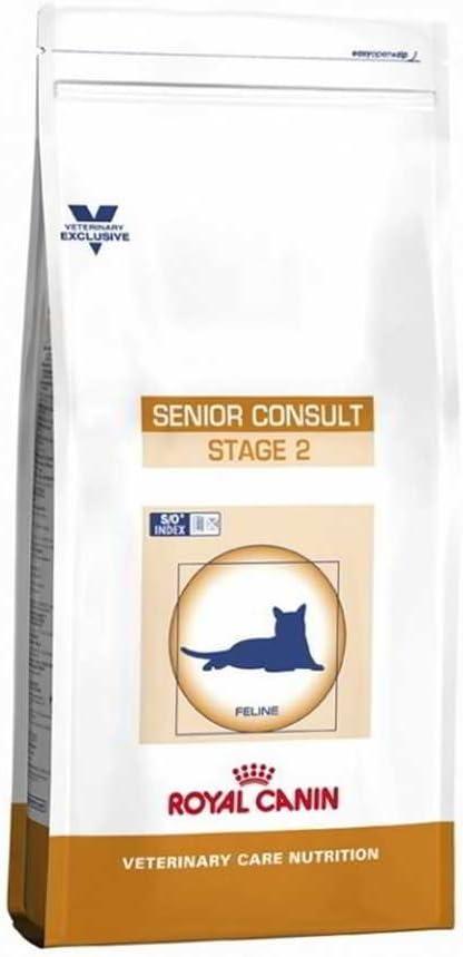 Royal canin Senior Consult Stage 2 pienso para gatos mayores ...