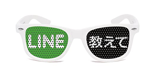 「LINE教えて眼鏡」の画像検索結果